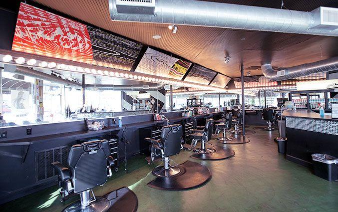 Bryan Keplesky Birds Barbershop Congress Print Illustration Barber Shop Barbershop Design Design