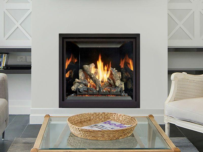 Probuilder 36 Clean Face Gas Fireplace Fireplace Xtrordinair
