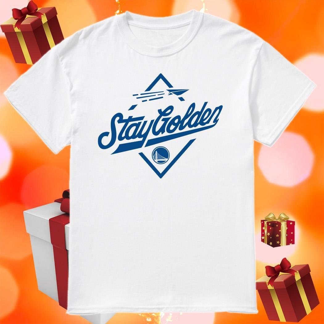 Warriors Stay Golden Shirt Birthday Shirts Idea Store Birthday Shirts Stay Golden Trending Shirts