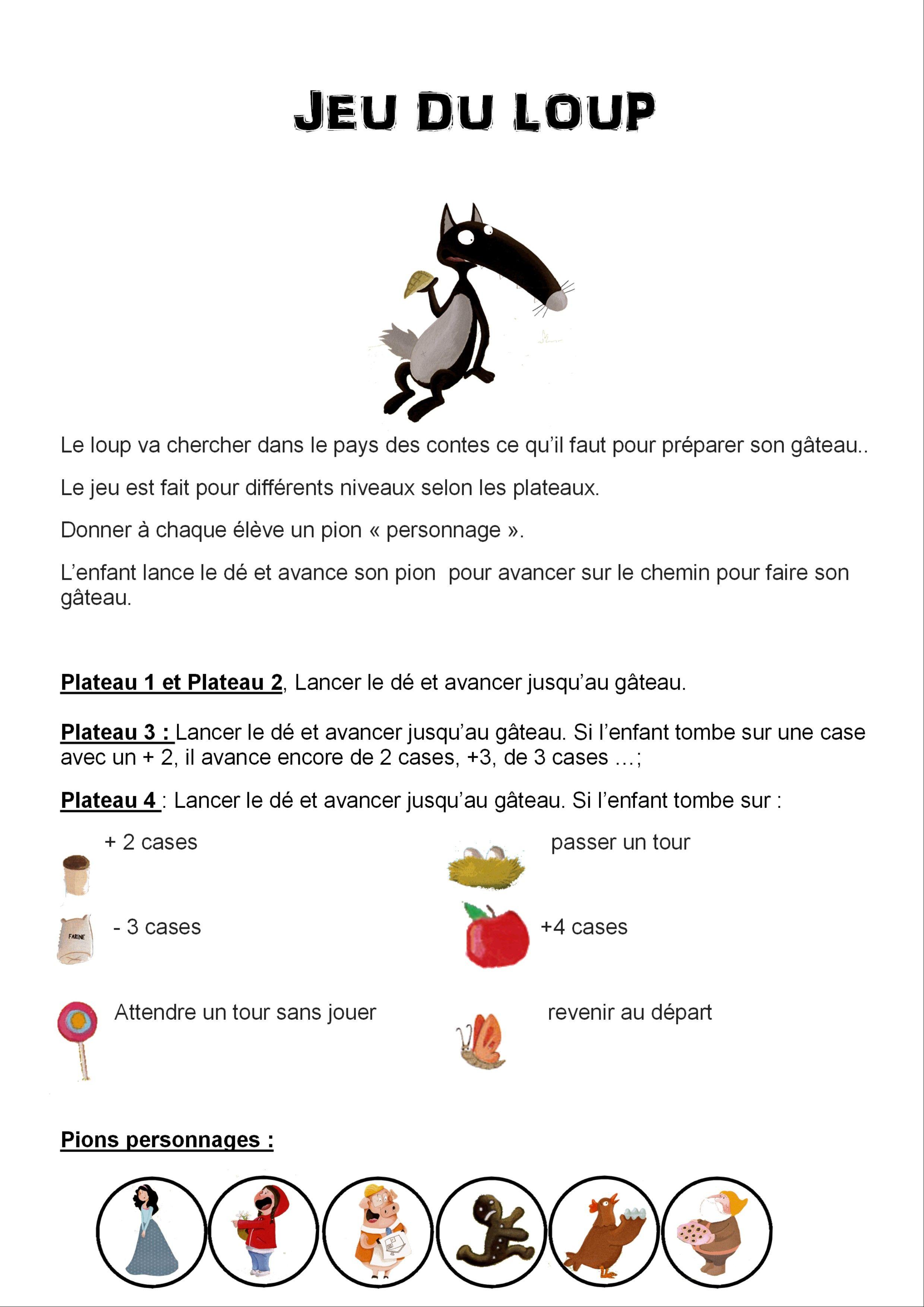 Loup Au Pays Des Contes : contes, Découvrait, Contes, Mathématiques, Mathématiques,, Loup,