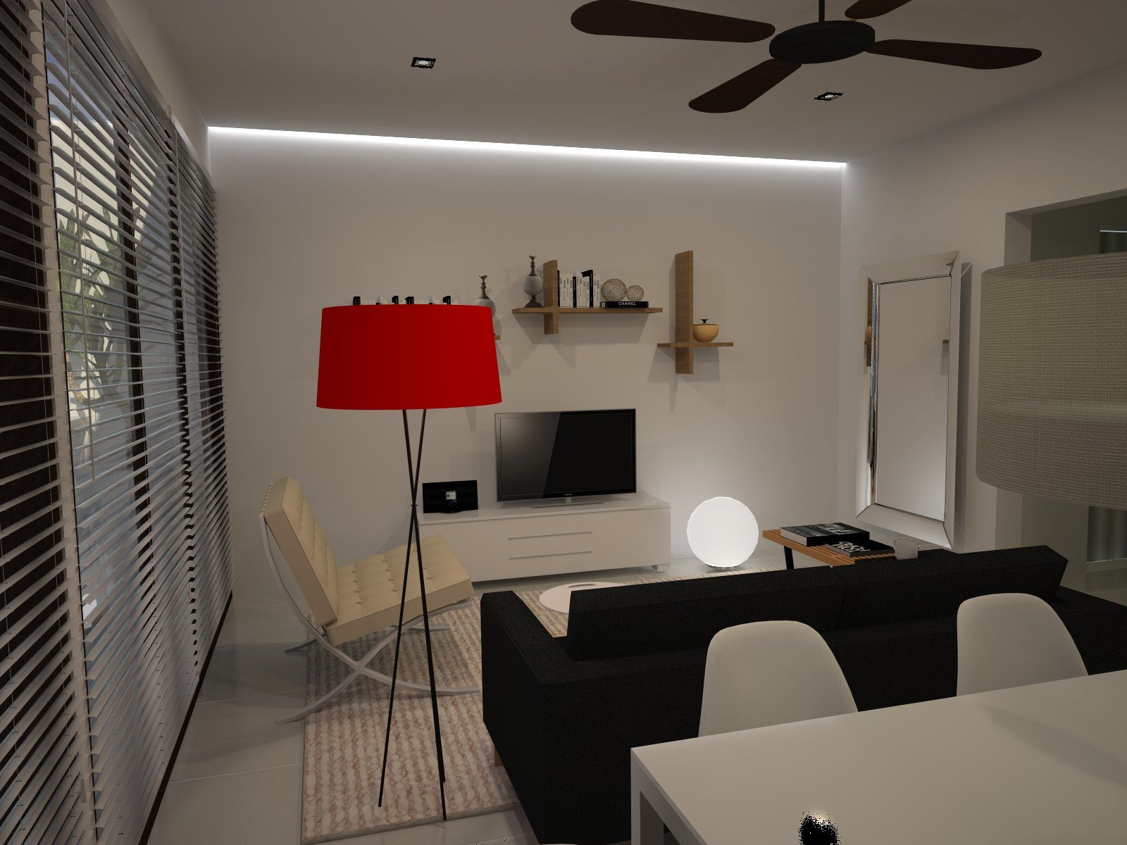 2 Bedroom Apartment Interior Design setia sky residences 2-bedroom apartment. interior design