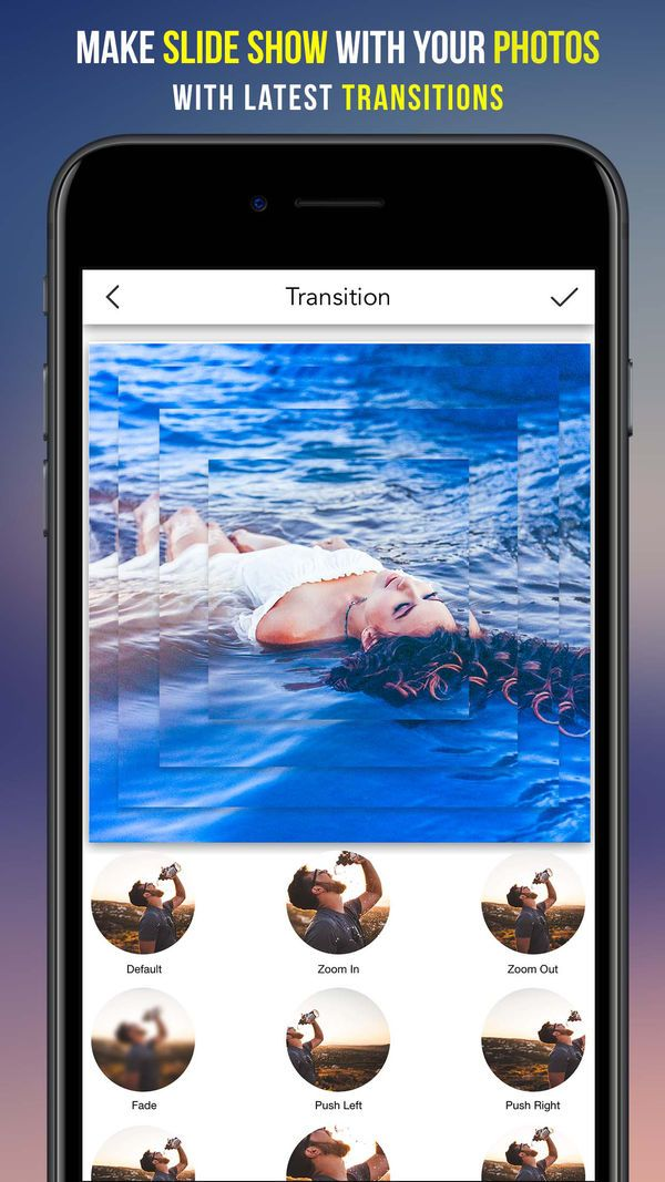 ‎Video Editor Movie Music Maker on the App Store Photo