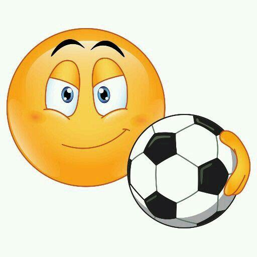 Emotions Futebol Mensagens Engracadas De Bom Dia Desenho De Emoji Emoji