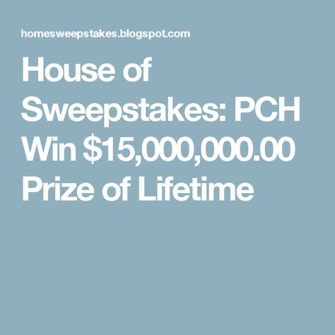 TOP SPOT ON LIST RESERVED FOR SUPERPRIZE WINNER PRIZE PAYMENT WOULD