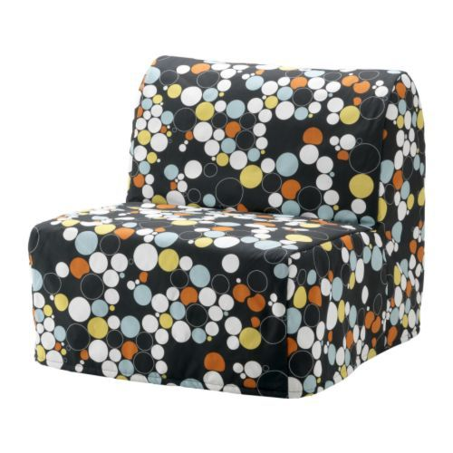 Lycksele Murbo Chair Bed Balsta Multicolour Ikea Bettsessel