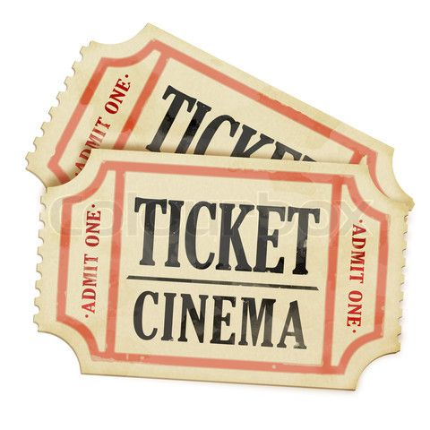Gallery For Blank Vintage Movie Ticket Template So Far - blank admit one ticket template