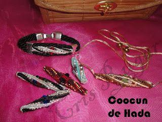Pattern bijoux: Bracciale Coocun de Hada