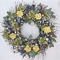 Summer Kiss Wreath