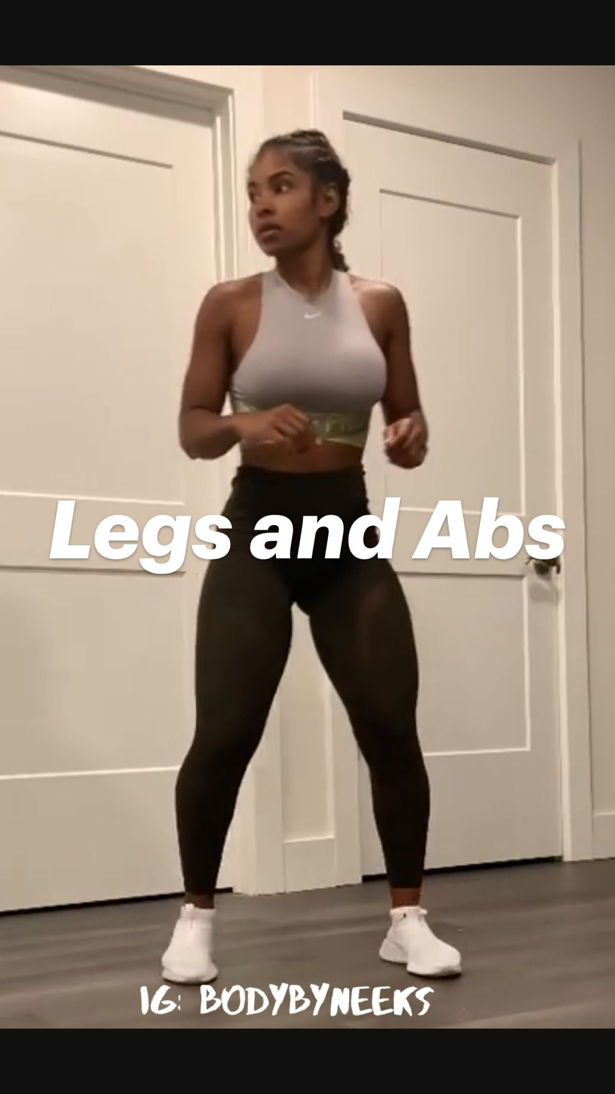 Legs and Abs