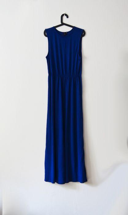 Basic dlouhe modre maxi saty - vinted.cz  d15b95671c