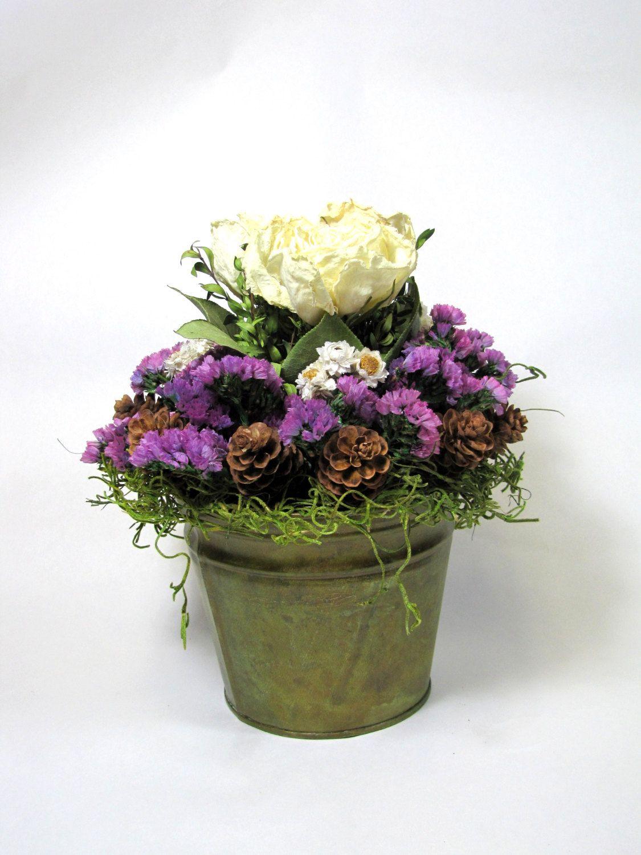 dried flower decor on esty dried floral arrangements. Black Bedroom Furniture Sets. Home Design Ideas
