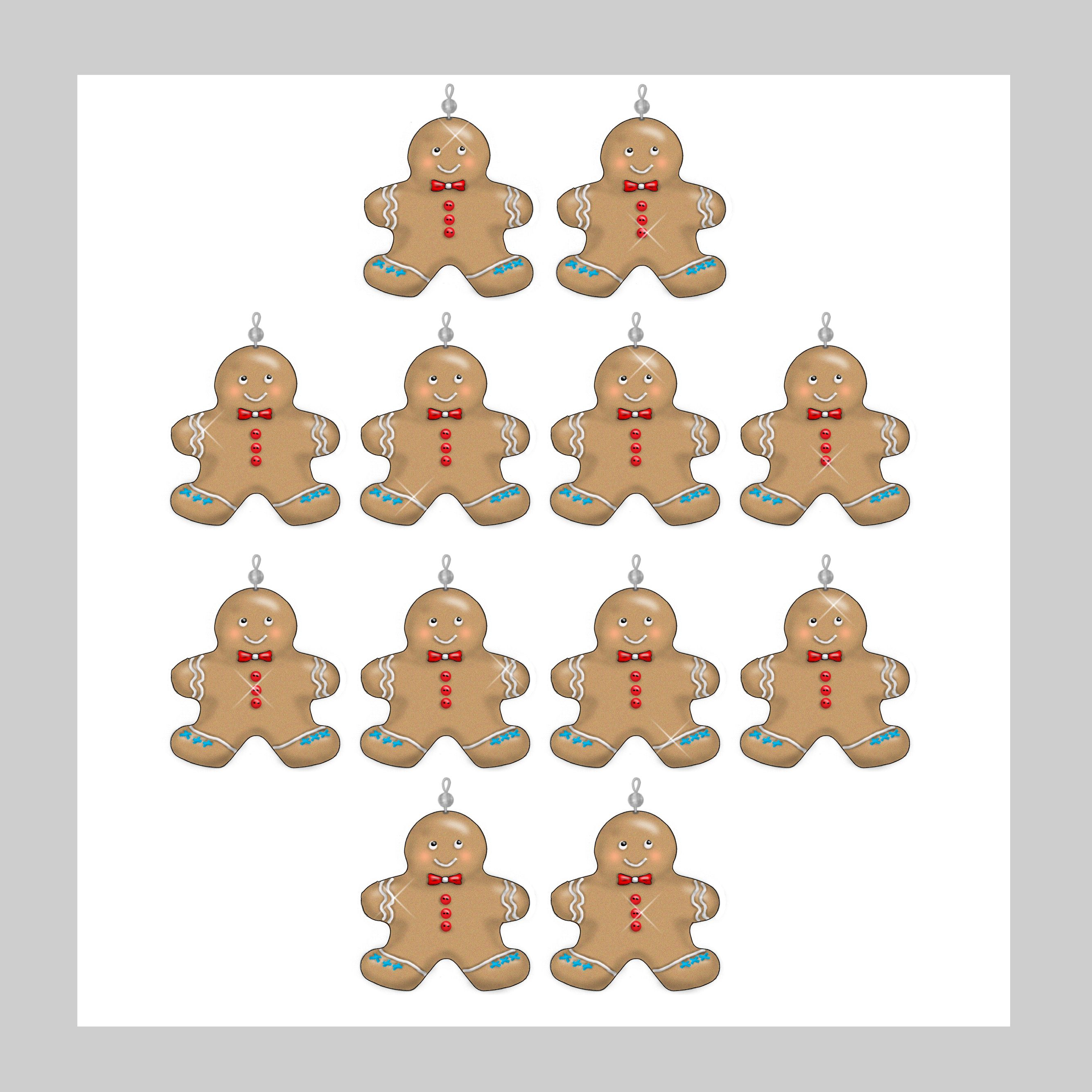 Gingerbread Man Shower Curtain Bling Charms Coming Soon To Showercurtainblingetsy