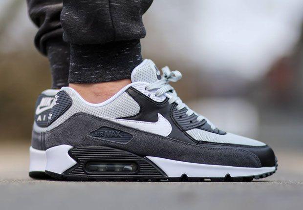 The Nike Air Max 90 Gone Greyscale - SneakerNews.com | Nike ...
