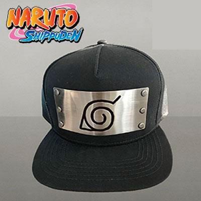 9d3089f9c0c26 Gorra logo Konoha Naruto Foto 1