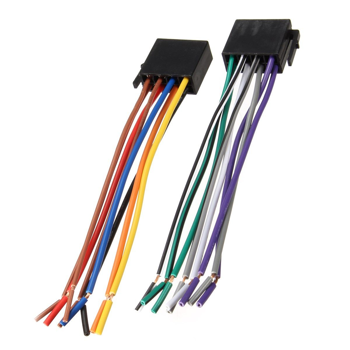 best promotion universal wire harness adapter connector cable best promotion universal wire harness adapter connector cable radio wiring connector plug for auto car stereo