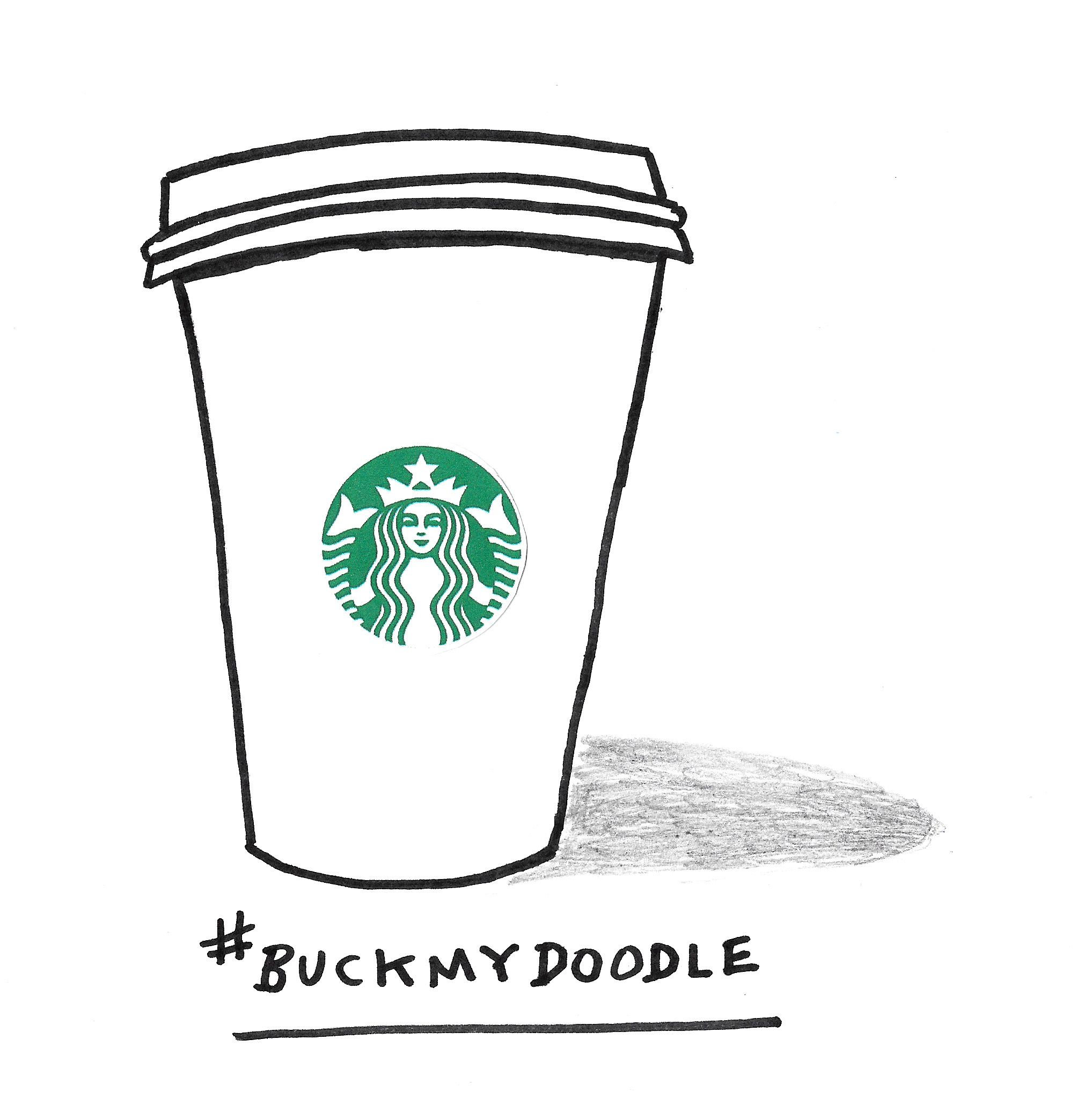 starbucks coloring page Free http//www