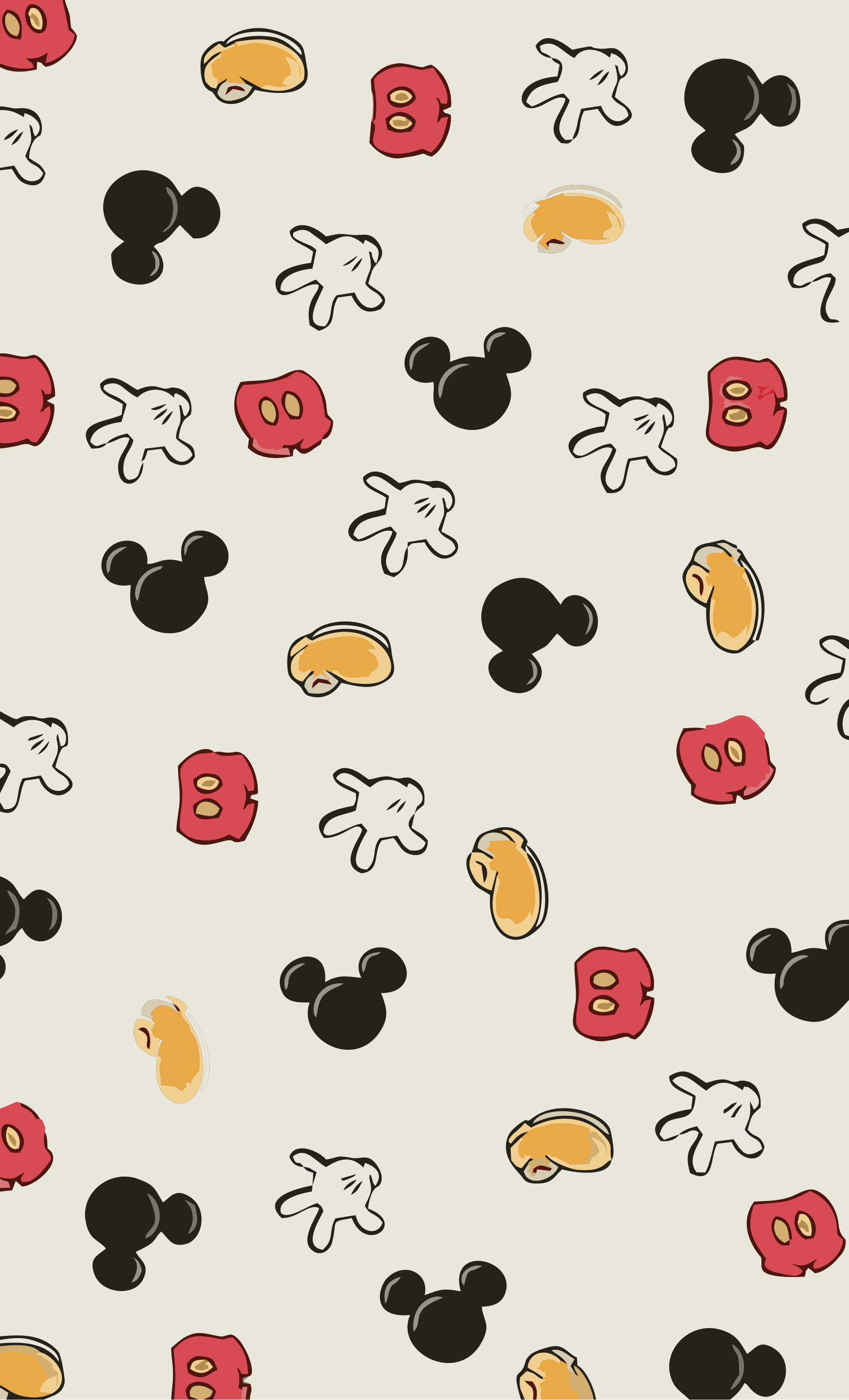 Wallpaper iphone mickey - Mickey Mouse Hd Wallpaper