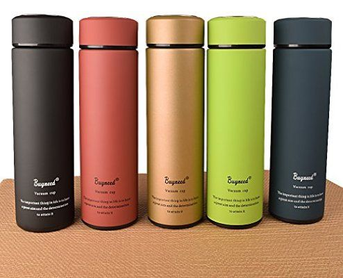 Need Leak Proof Coffee Thermos Vacuum Insulated Cup Drink Bottle Best Stainless Steel Travel Tumbler Tea Flask Perfect Work For Hot And Cold Beverage