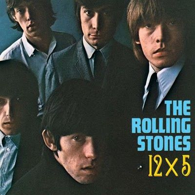 The Rolling Stones 12x5 1964 Music Rolling Stones