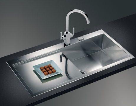 Franke Planar Kitchen Sink - the new stainless steel sink | Interior ...