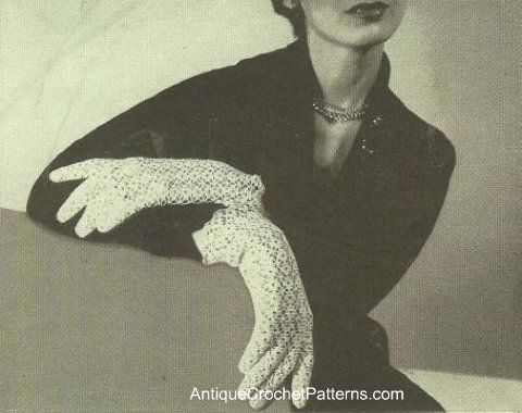 Crochet Lace Gloves Free Crochet Pattern I Have Such A Deep