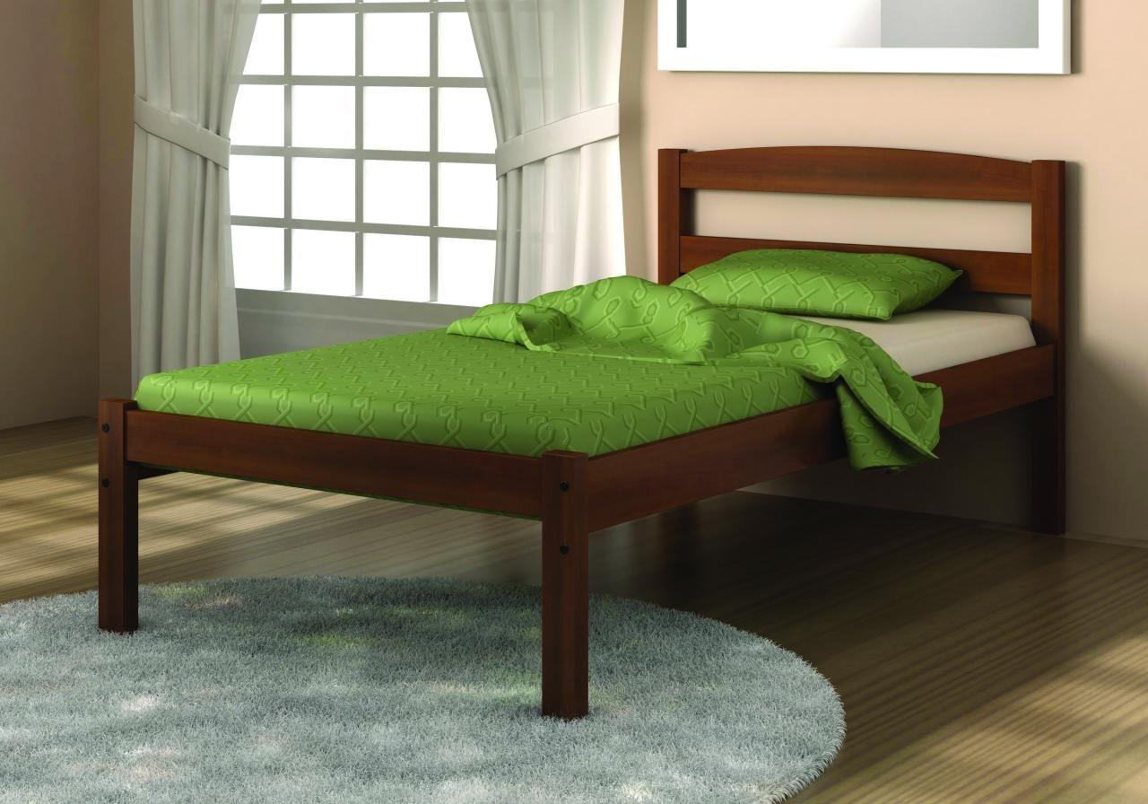 ID D 575TE. Espresso Twin Economic Bed 249 Simple