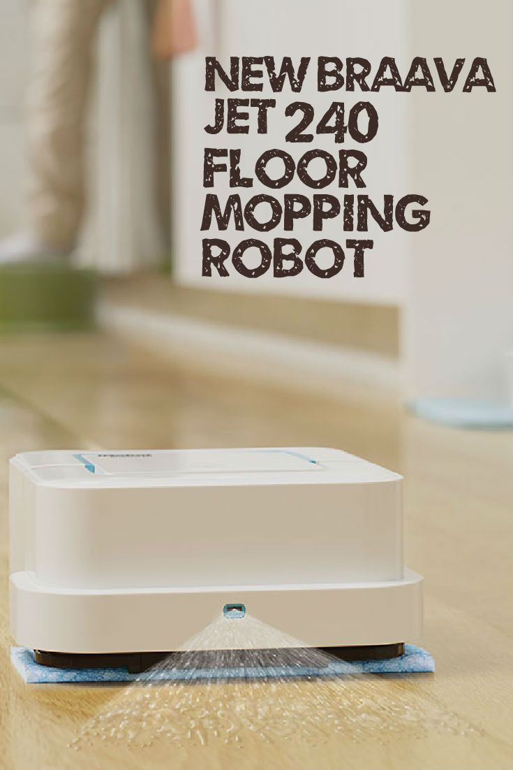 A Review Of The New Braava Jet 240 Floor Mopping Robot Running Gadgets Robot Vacuum Digital Trends