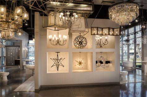 Image Result For Light Showroom Design Showroom Design Lighting