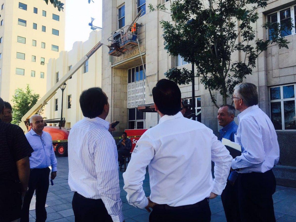Será antiguo edificio del Banco Scotiabank nueva sede de Tesorería municipal y oficinas de Regidores | El Puntero