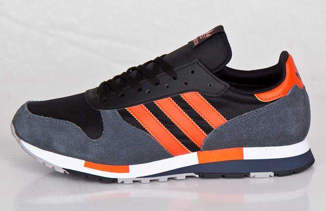 buy online a51ae d0cd5 adidas Centaur (Black, Orange Grey) - EU Kicks Sneaker Magazine