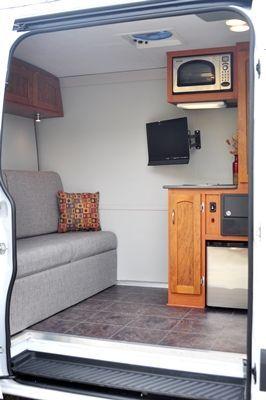 Uk Hippy Camper Van Mini Motorhome Camper Trailers