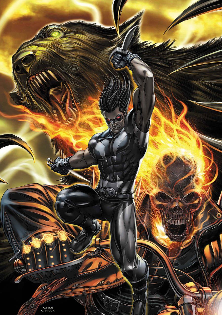 Ghost Rider Marvel