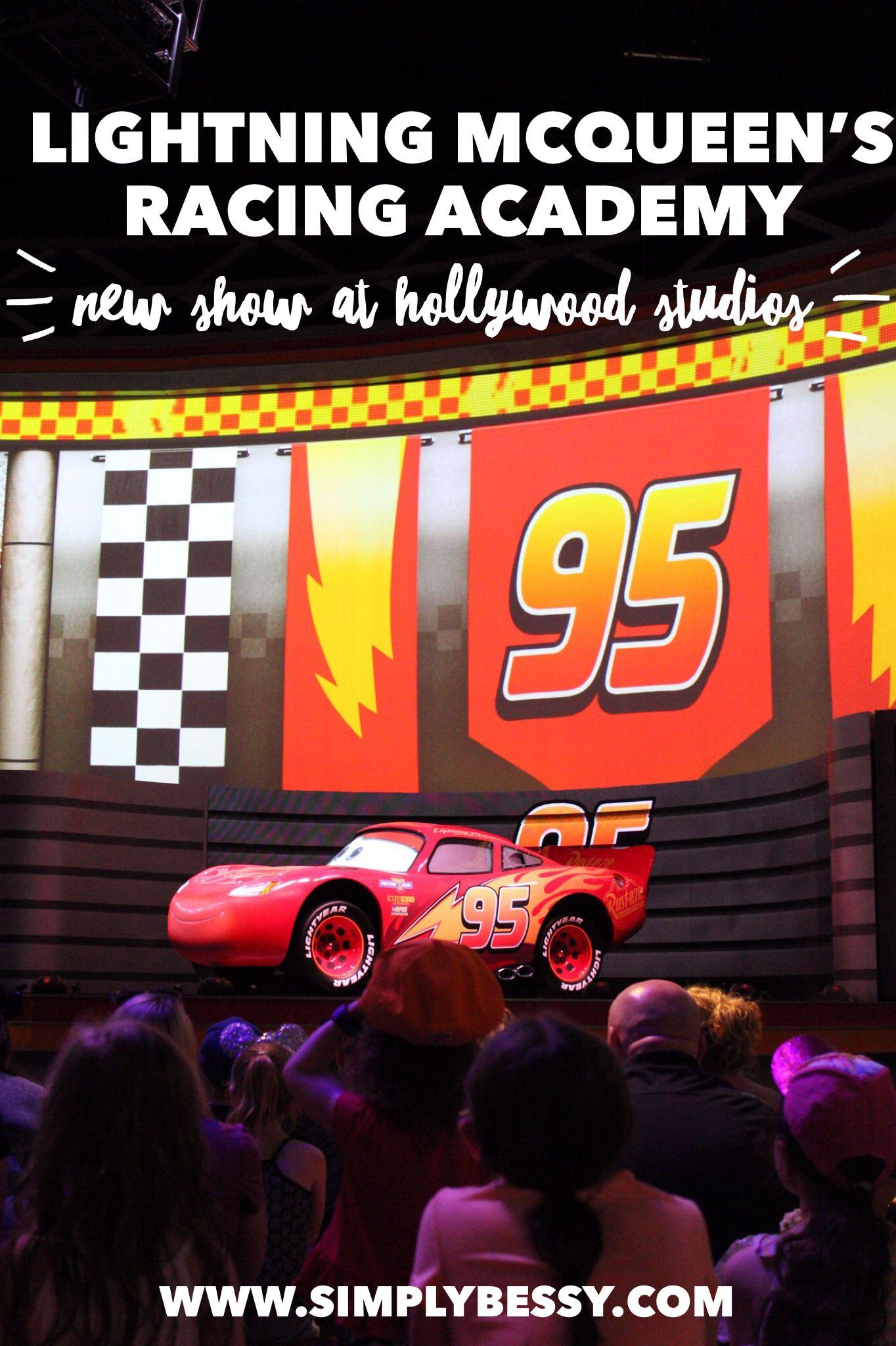 Lightning Mcqueen S Racing Academy Lightning Mcqueen New Shows Hollywood Studios