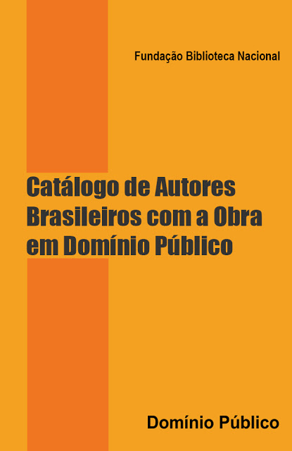 Catálogo de Autores Brasileiros com a Obra em Domínio
