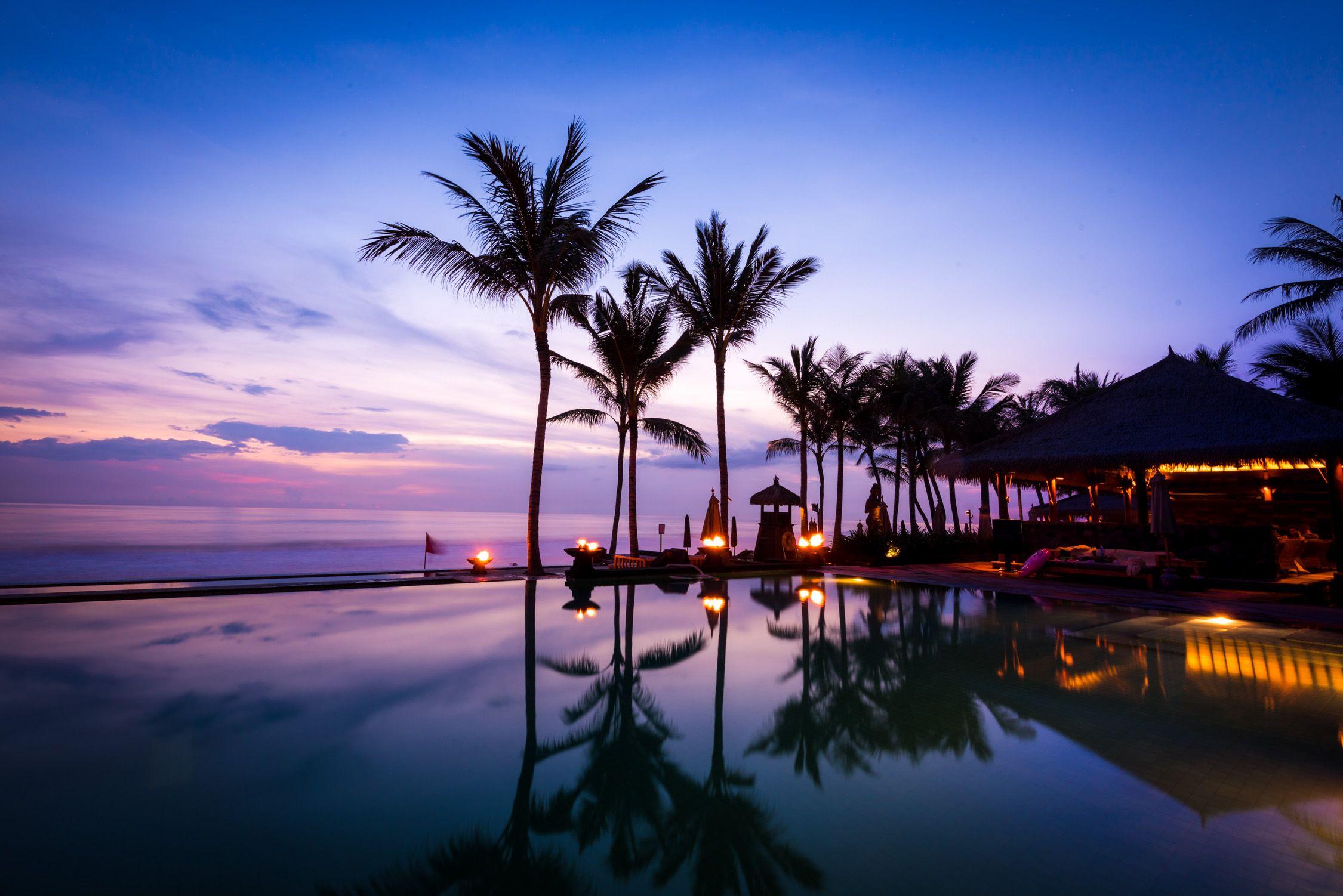 The Legian, Bali Seminyak's Best Luxury Hotel Beach