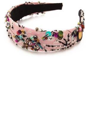 Eugenia Kim Cece Headband on shopstyle.com
