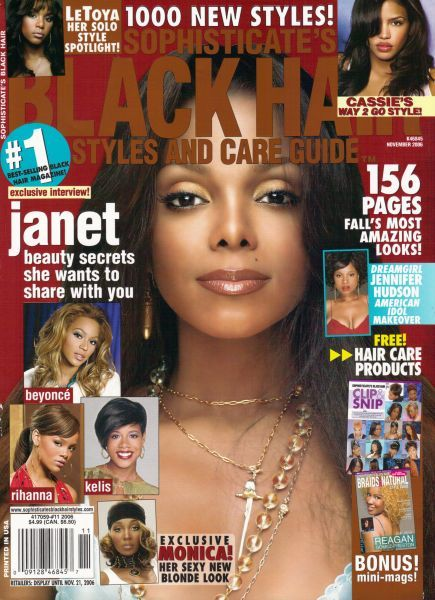 Pin By Hooper On African Americans On Magazines In 2020 Black Hair Magazine Hair Magazine Hair Care