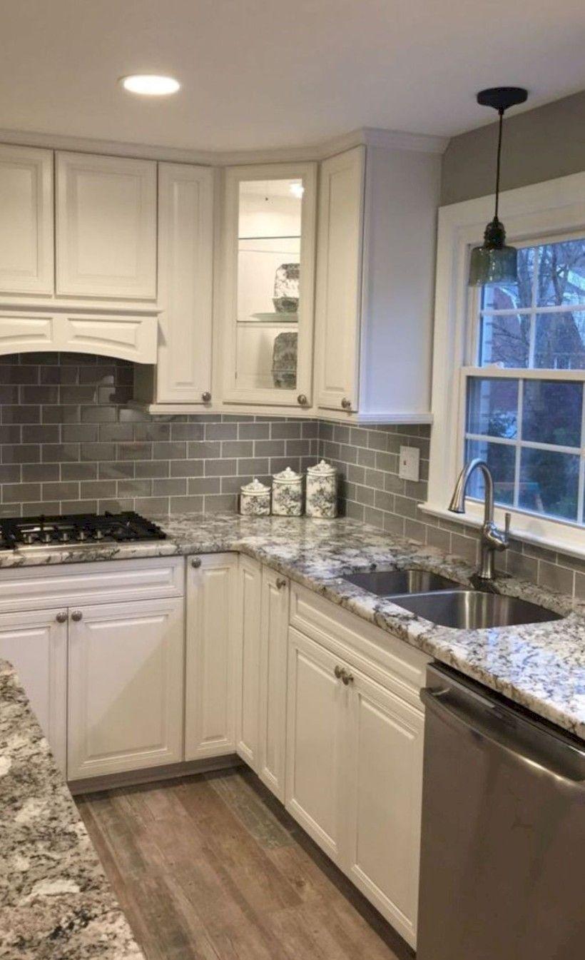 33 Relaxing Spring Kitchen Decor Ideas Kitchen Remodel Small Kitchen Backsplash Designs Spring Kitchen Decor