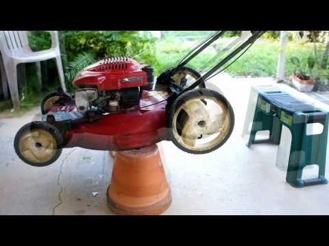 tutorial on maintenance on my push mower great outdoors rh pinterest com Toro Snow Blower Manuals Toro CCR 3650 Service Manual