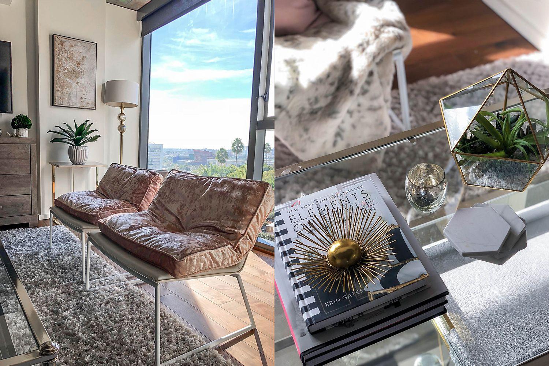 Style Revival Apartment Makeover Home Decor Interior