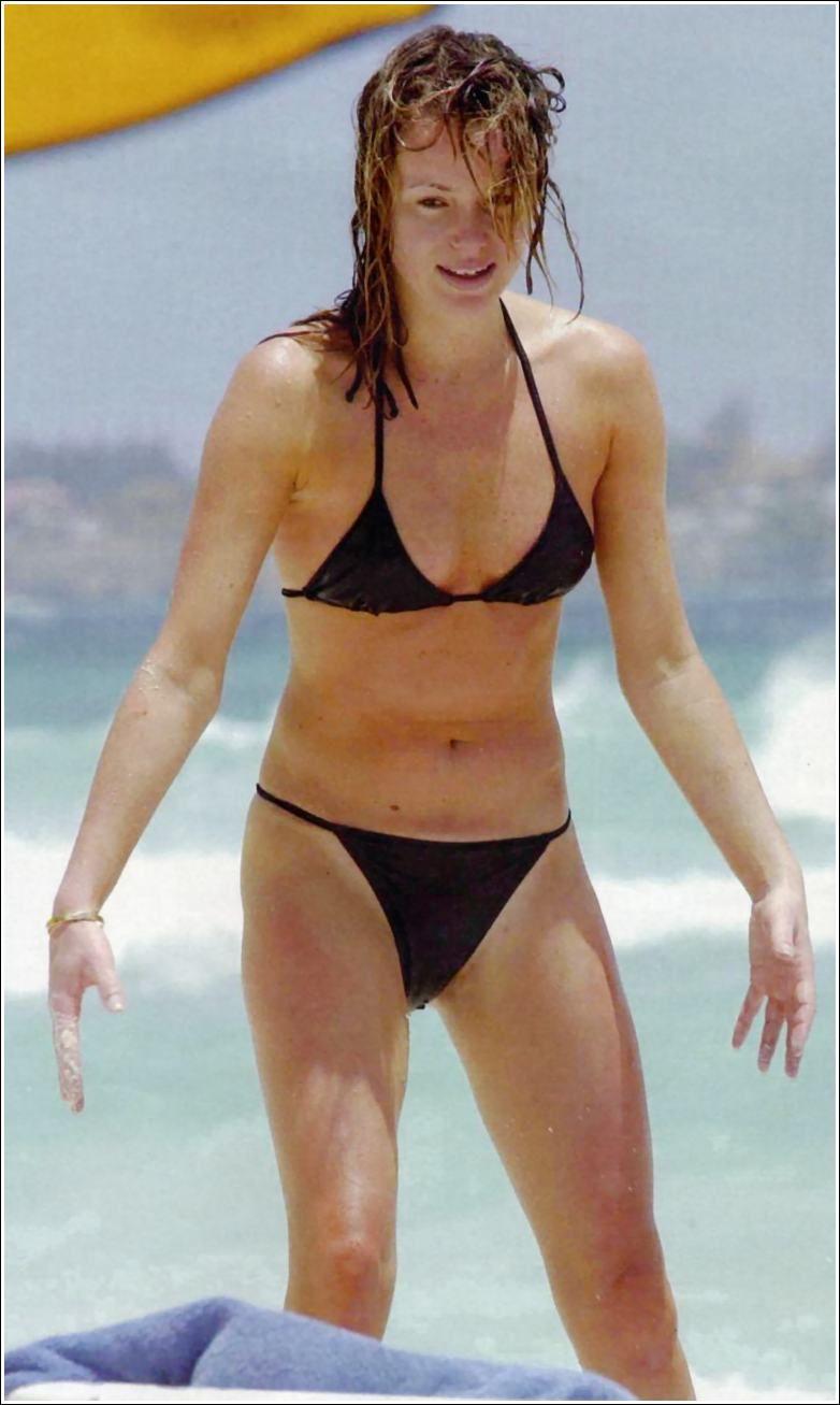 Bikini Amanda Holden nudes (62 images), Boobs
