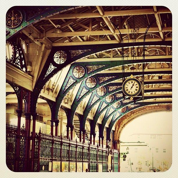 Strangely Abandoned Places... #London #smithfield #market