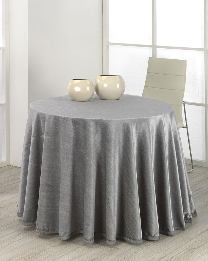 Faldas mesa camilla Aterciopeladas Mesa circular 7080