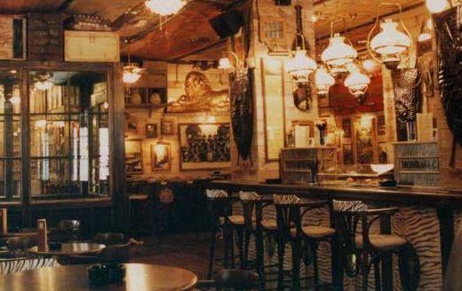 Decoracion tematica bares restaurantes vintage retro colonial africano 1 ideas decoraci n de - Decoracion bares tematicos ...