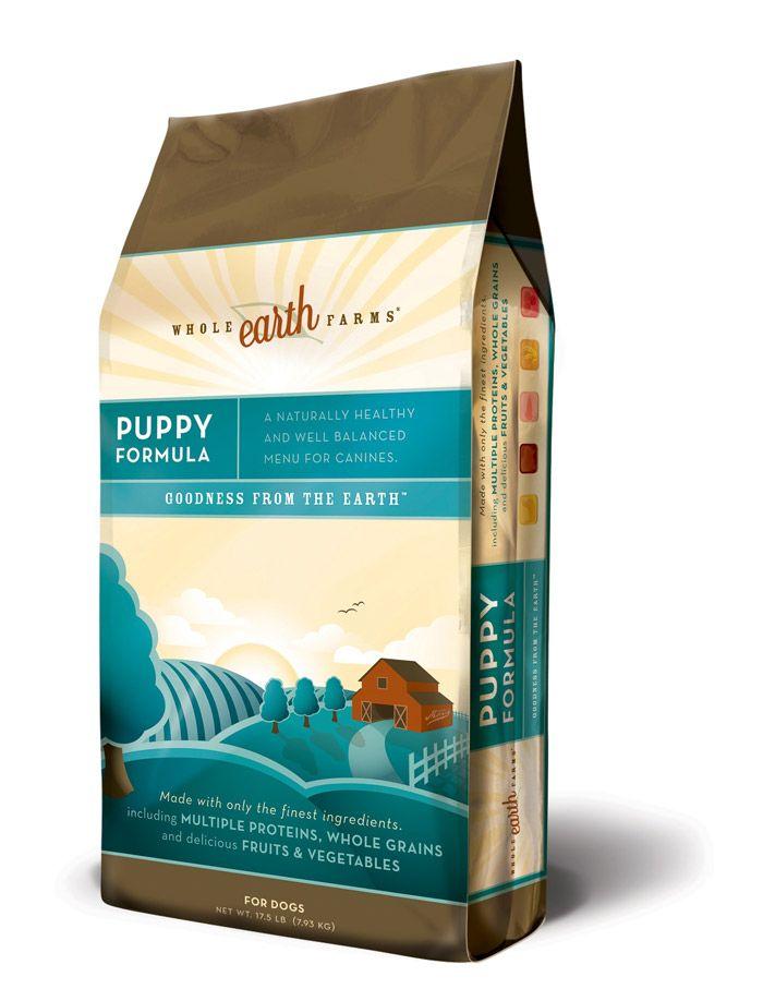 Whole Earth Farms Dog Food Recipes Dry Dog Food Whole Earth