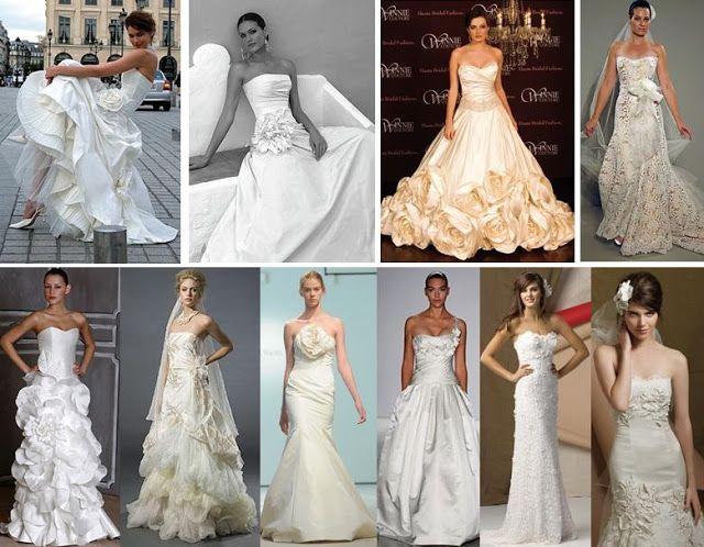 Most Expensive Wedding Dress Designers A La Celebrities