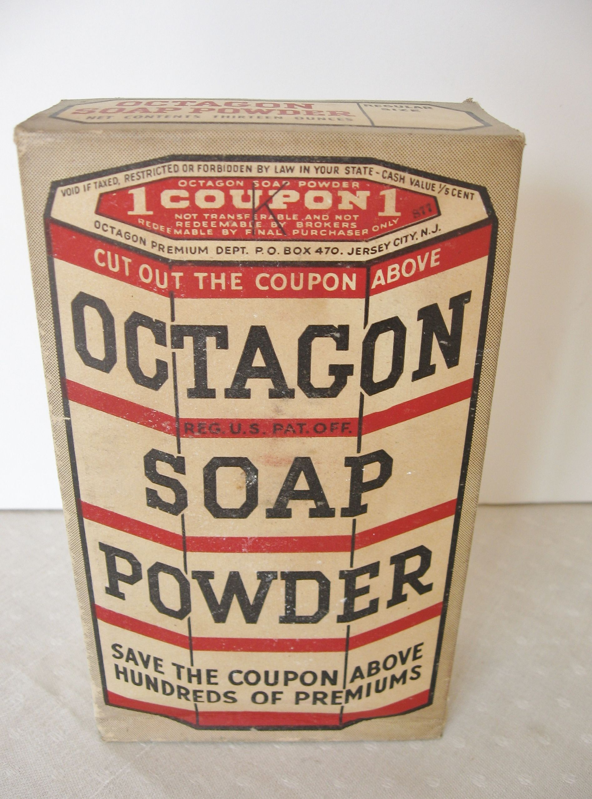Octagon Octagon Soap Vintage Laundry Vintage Laundry Room