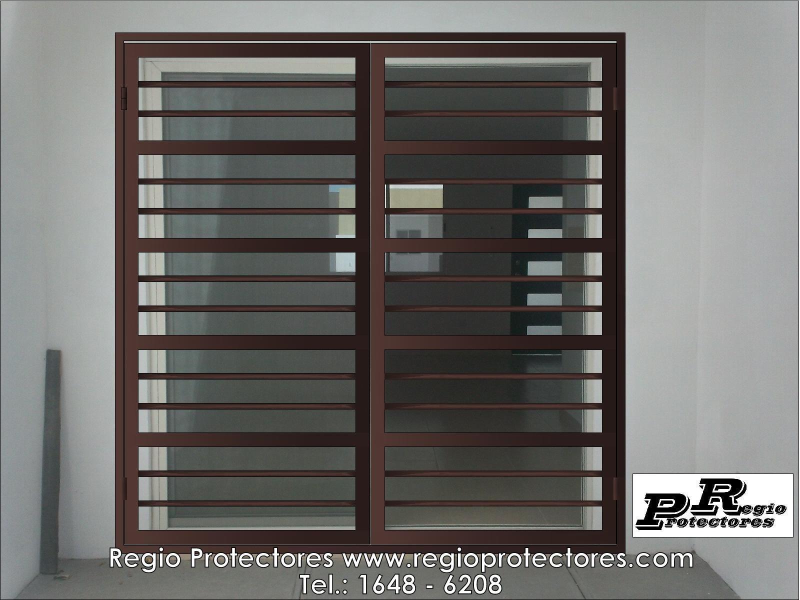 Resultado de imagen de rejas para puertas correderas - Rejas para puertas ...