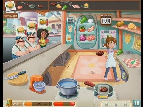 kitchen cooking games kart scramble gameplay is a online facebook based social game simulation free to play on from playdom