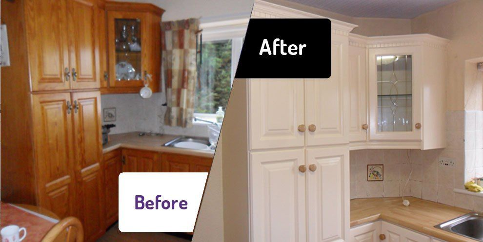 The Easiest Way to Paint Your Kitchen Cabinet to Be ...